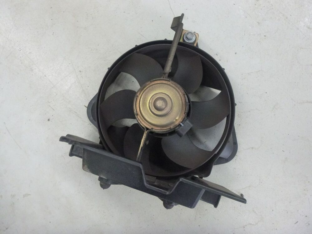 Porsche Boxster 987 2006 Engine Bay Cooling Fan 986 624