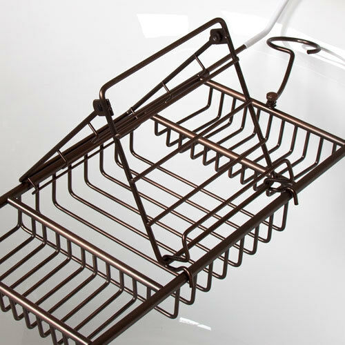Reading Rack For Stillwell Tub Caddy Oil Rubbed Bronze