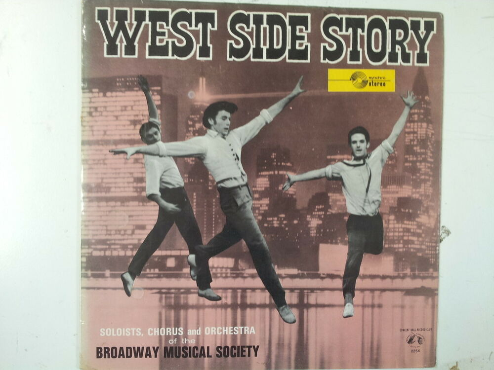 west side story summary Carol lawrence, right, as maria, and chita rivera, as anita, are shown in the  broadway musical west side story at the winter garden theatre.