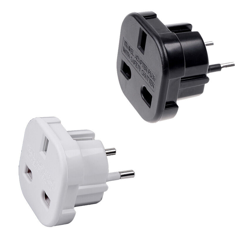 Eu To Aus Travel Adapter Qc2 0 Qc3 0 Adapter 9v 1 67a Android Adapter Realm Microsoft Xbox Wireless Adapter Xbox 360: 2X UK TO EU Europe European Travel Adapter AC Power Plug