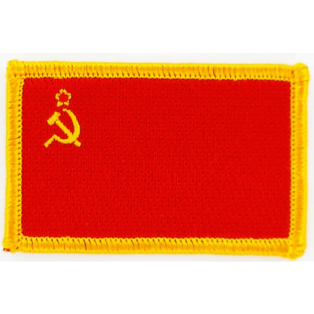 img-PATCH ECUSSON BRODE DRAPEAU RUSSIE URSS CCCP INSIGNE THERMOCOLLANT NEUF FLAG