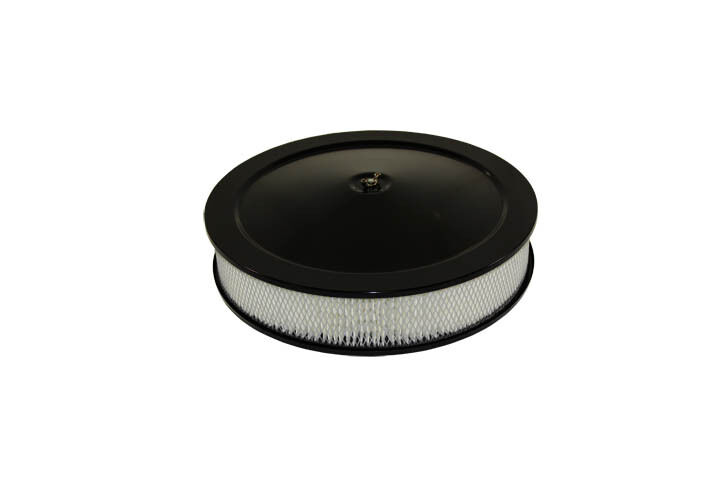 Mopar Air Cleaner Black : Quot inch black air cleaner chevy ford chevrolet dodge