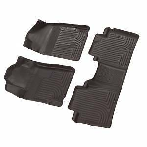 ford escape 98351 floor mats 3 piece kit heavy duty liners. Black Bedroom Furniture Sets. Home Design Ideas