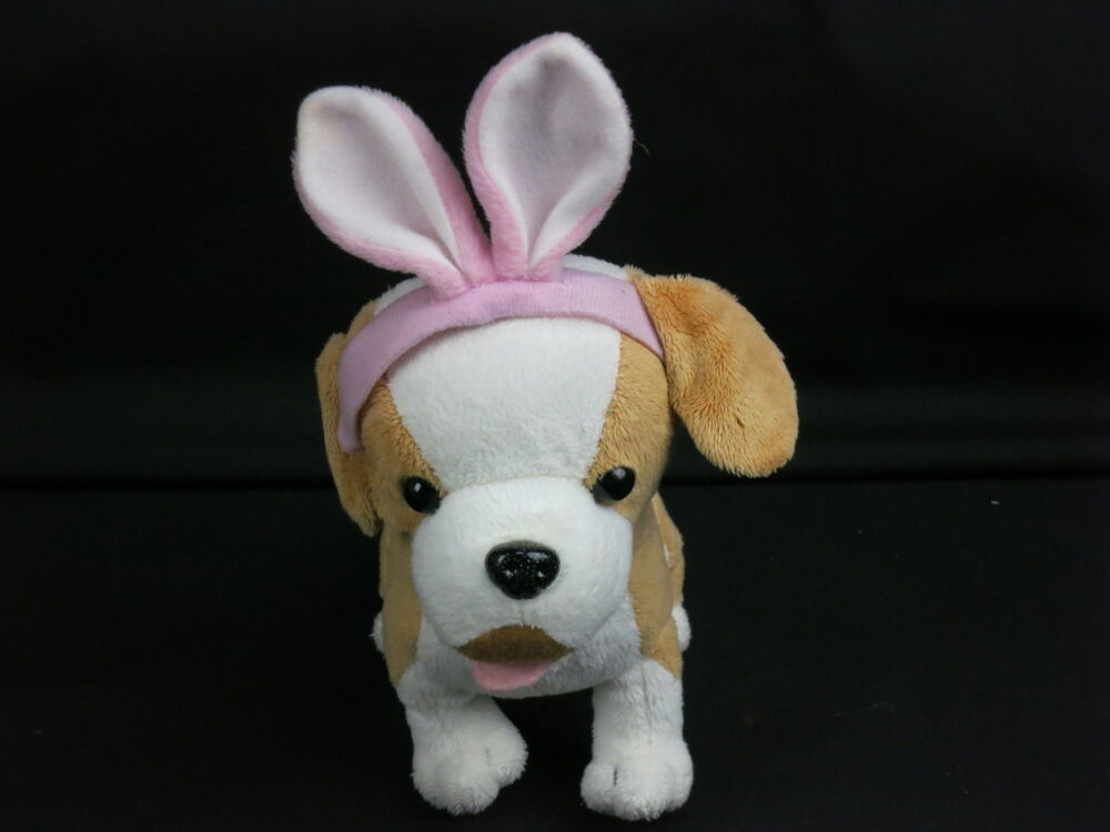 Stuffed Bunny Toy For Dog