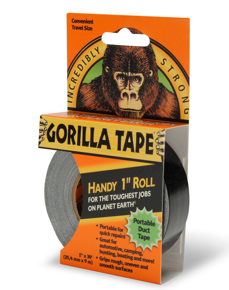 Gorilla Glue Tape Handy Roll 1 Quot Wide X 9 Metres Tape To