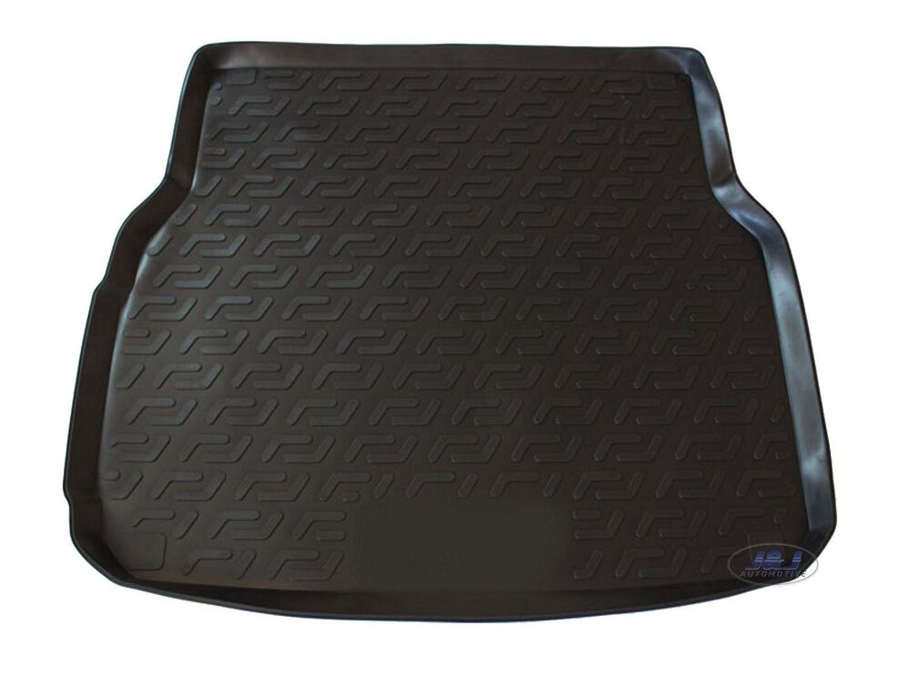 tailored rubber boot liner mat protector mercedes c class
