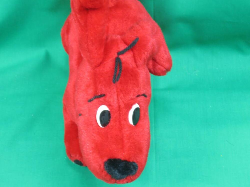 Clifford The Big Red Dog Toys Uk
