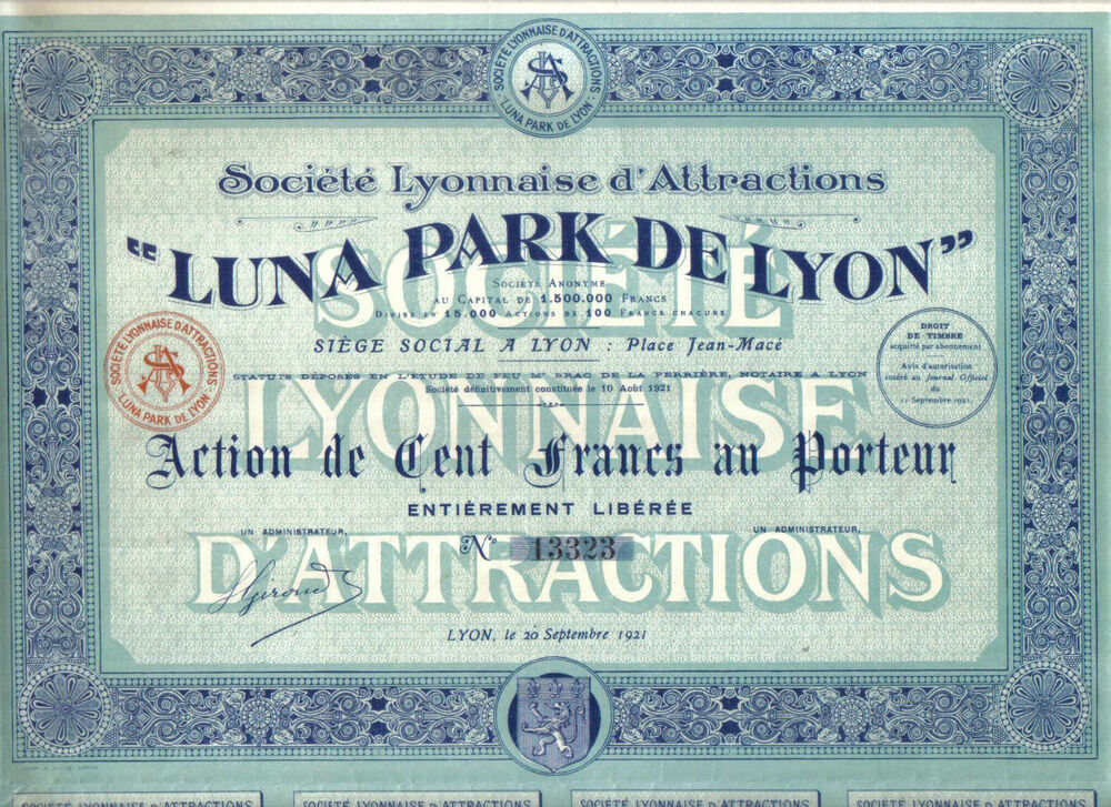 Luna park discount coupons