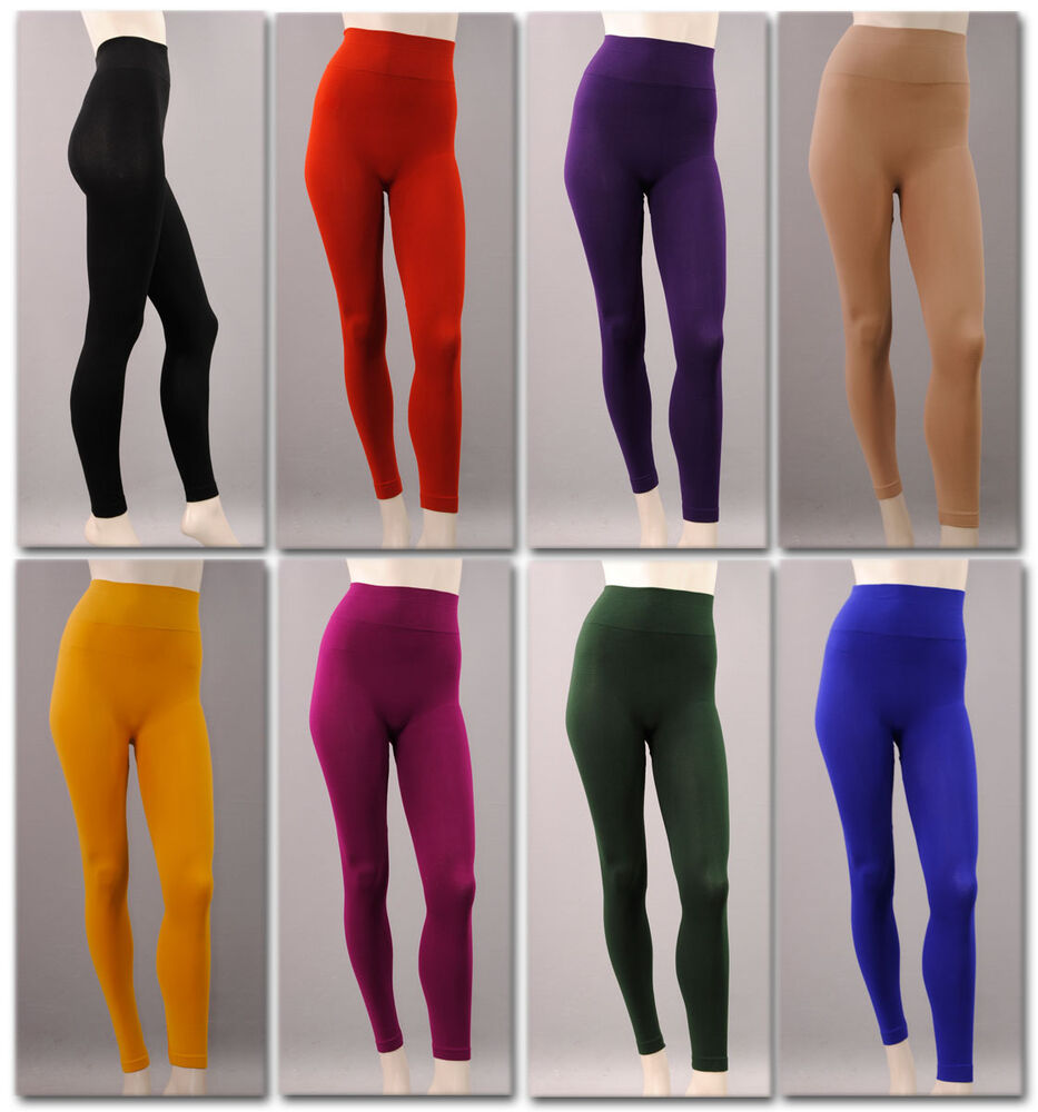 bauchweg leggings hose mieder formt bauch weg leggins legins body shaper 078 ebay. Black Bedroom Furniture Sets. Home Design Ideas