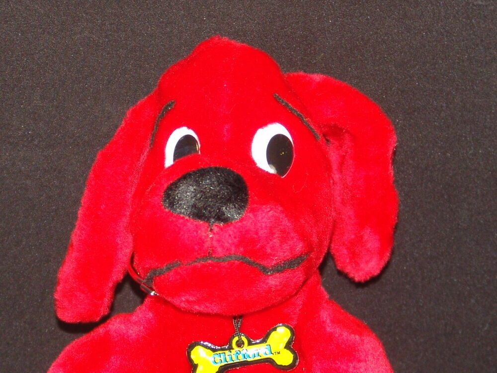 Where To Buy Clifford The Big Red Dog Stuffed Animal