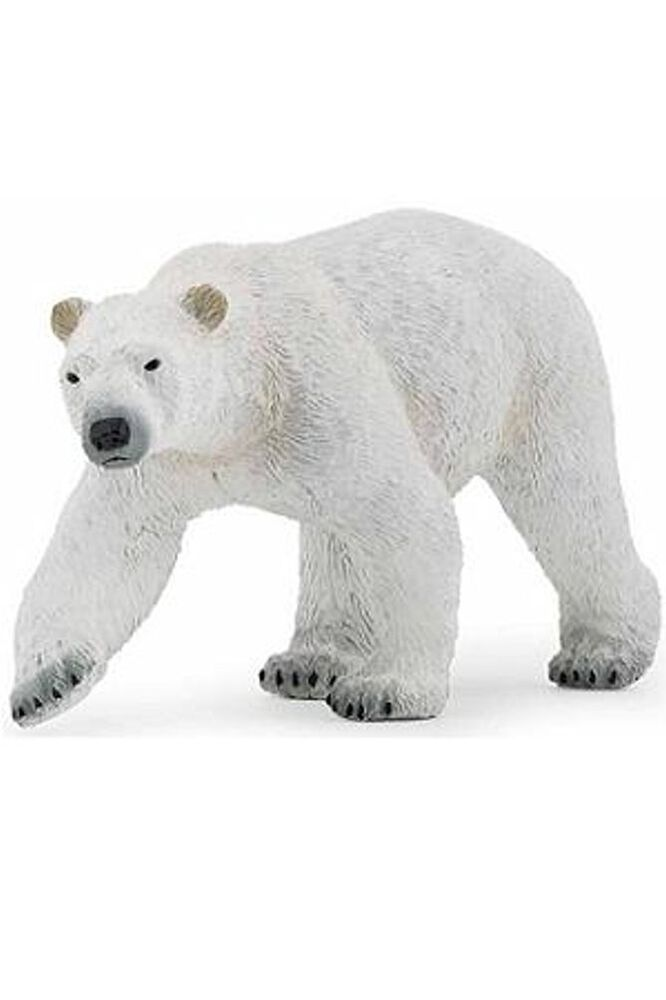 Polar Bear Toys : Papo polar bear toy arctic animal wildlife figure figurine