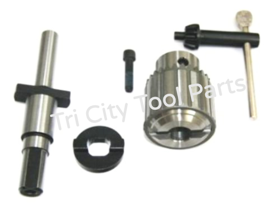 s l1000 38 50 5001 milwaukee hole hawg replacement spindle chuck service  at bayanpartner.co