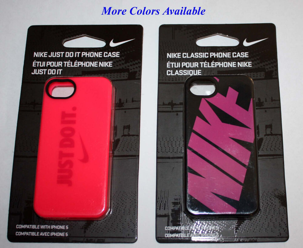 nike iphone case nike classic soft for iphone 5 nip several choices 12715