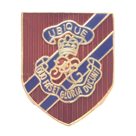 img-Royal Engineers Officer Military British - MOD Approved Army Enamel Pin Badge