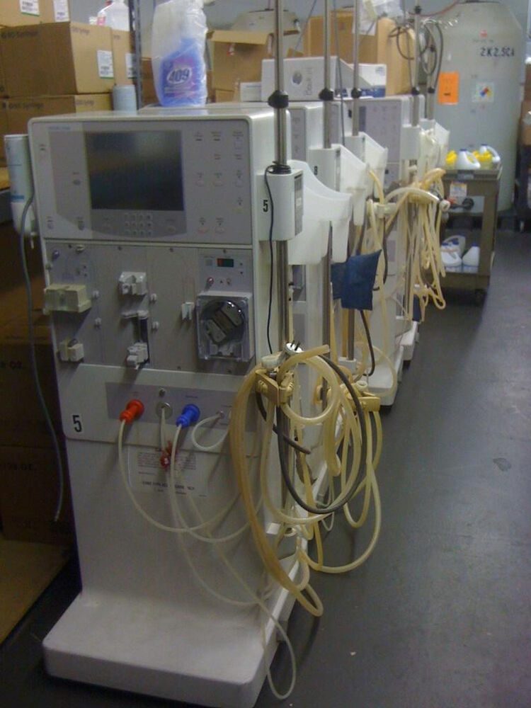 portable hemodialysis machine price