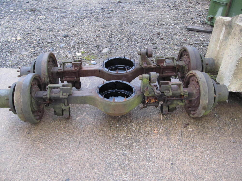 Used Rockwell 2 5 Ton Axles For Sale   Autos Post