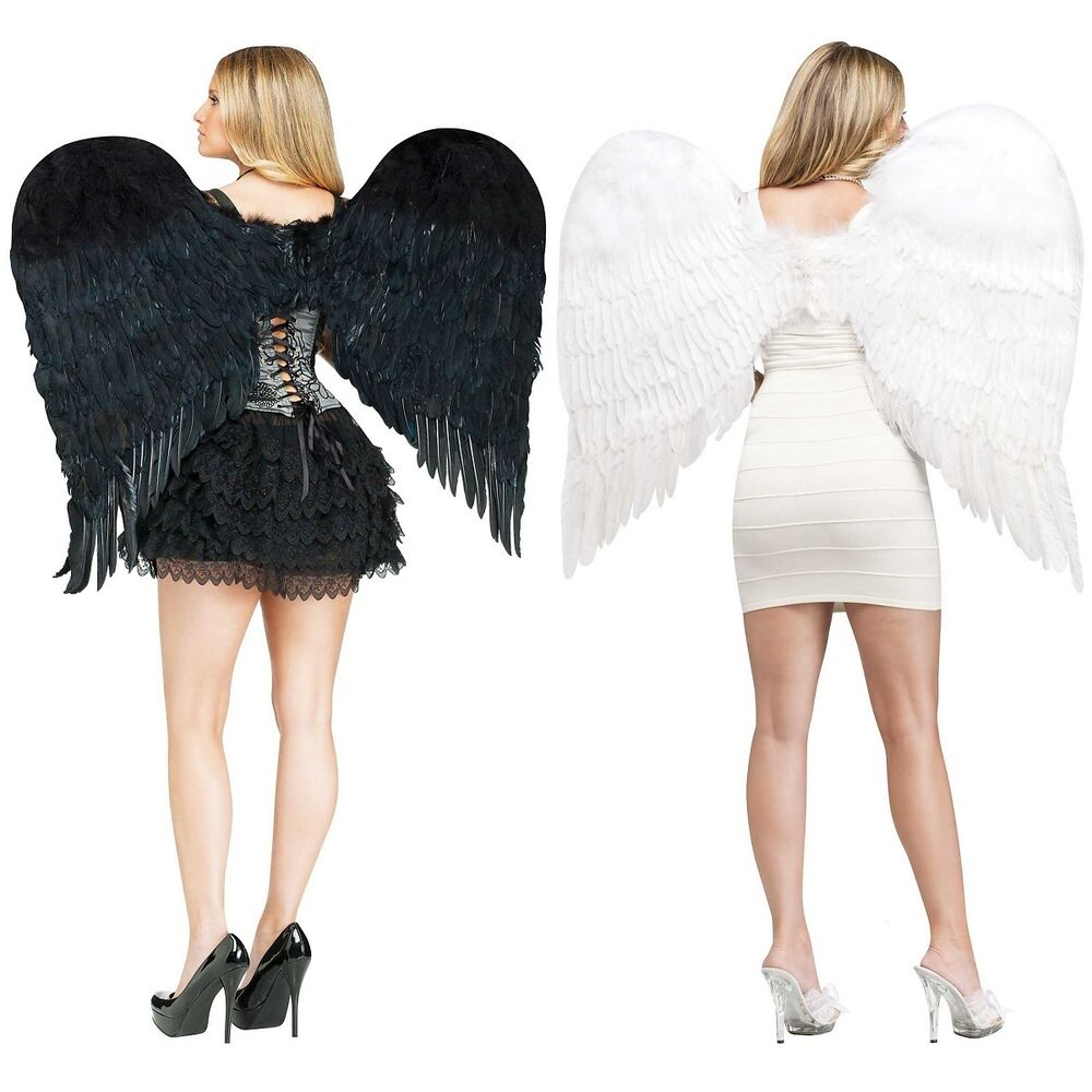 Adult Feather Angel Wings 45