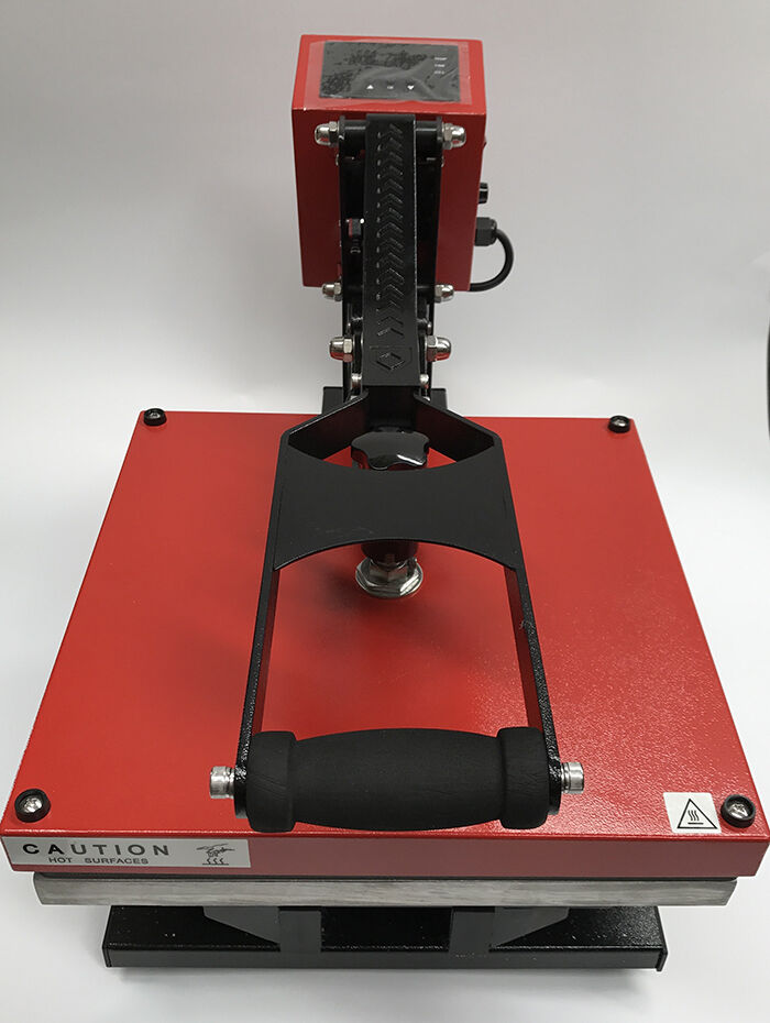38x38 heat press machine for t shirt printing transfer for Heat pressing t shirts