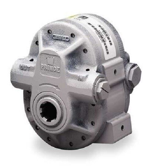 Tractor Pto Pump : New prince manufacturing hydraulic tractor pto pump hc