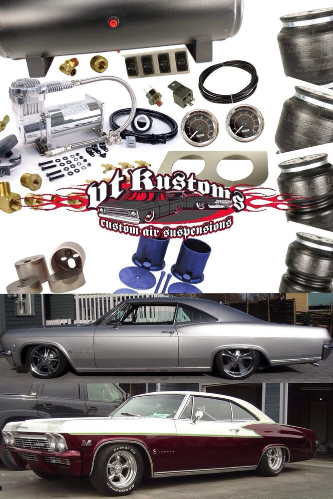 65-70 Impala Air Ride Suspension Kit | eBay