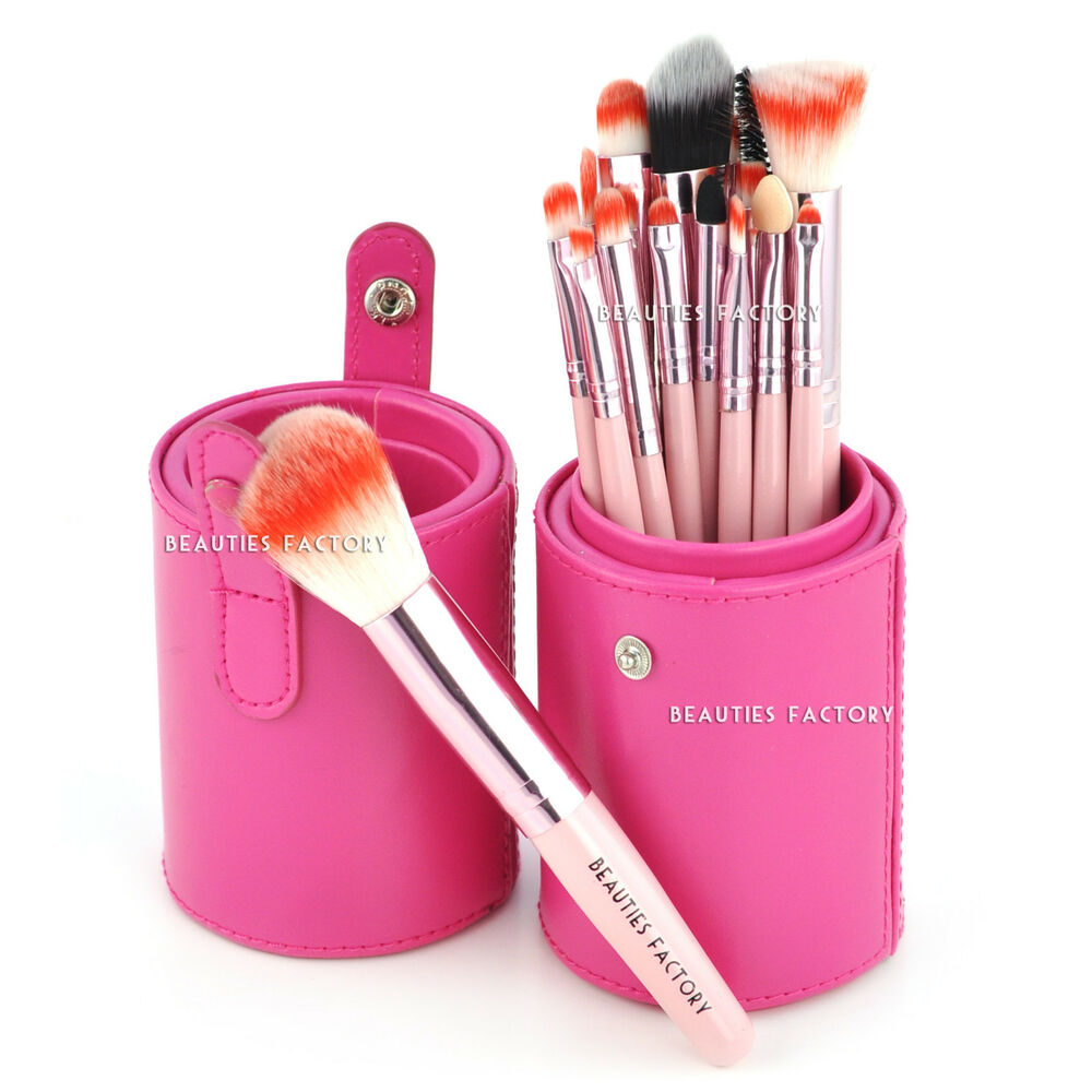 Eyeshadow brushes set mac
