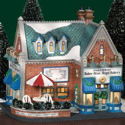 Christmas In The City Department 56