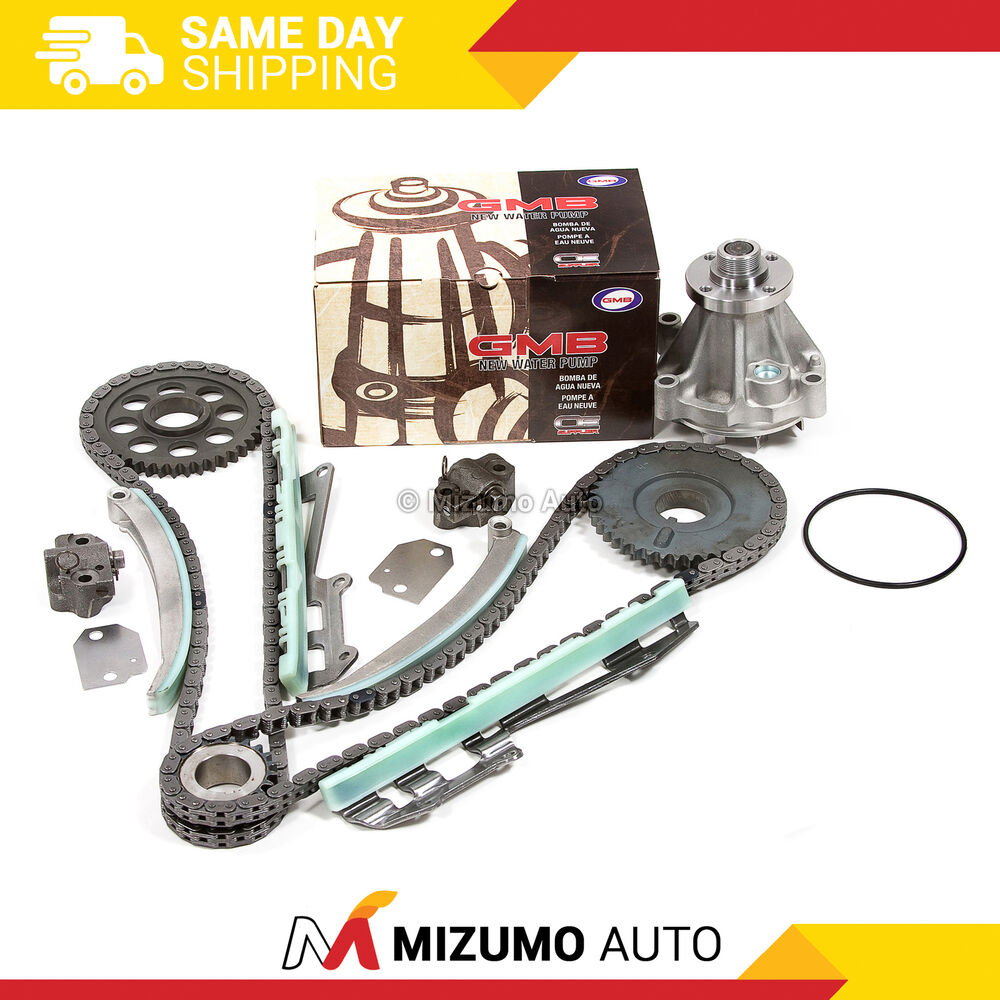 Timing Chain Kit Water Pump Fit 91 97 Ford Crown Victoria Lincoln Town Car 4 6l Ebay