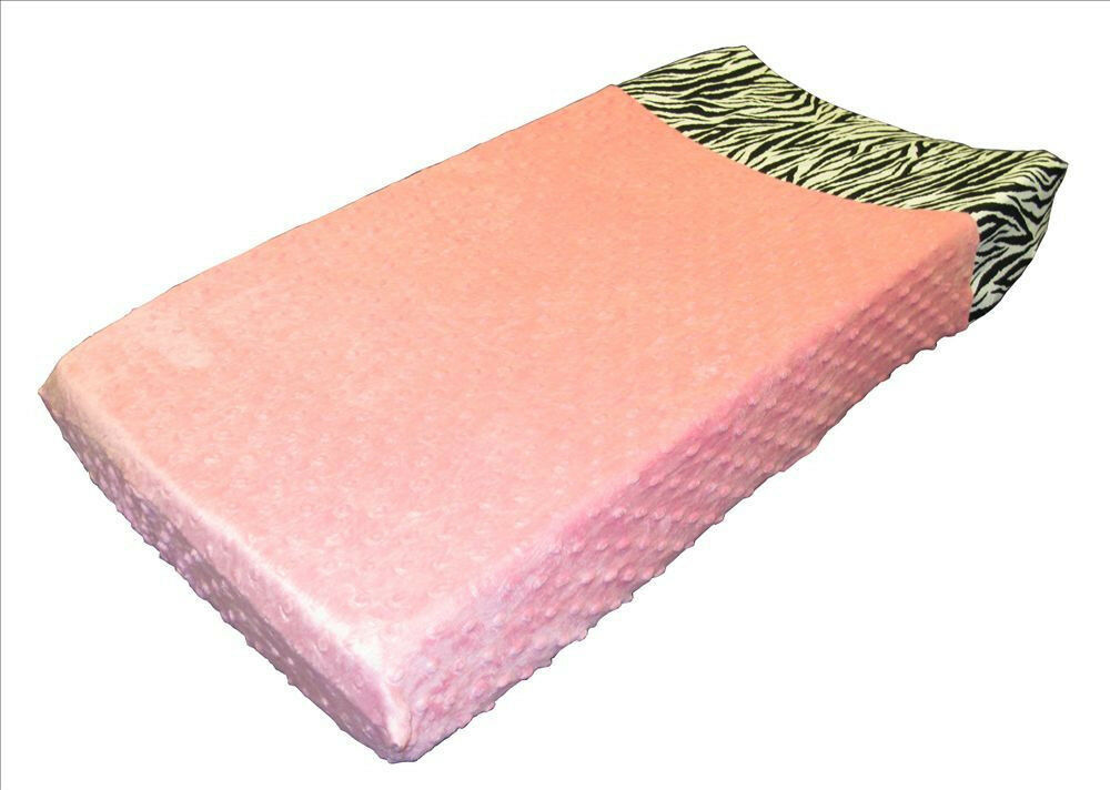 Sisi Baby Design Diaper Changing Table Pad Cover Pink