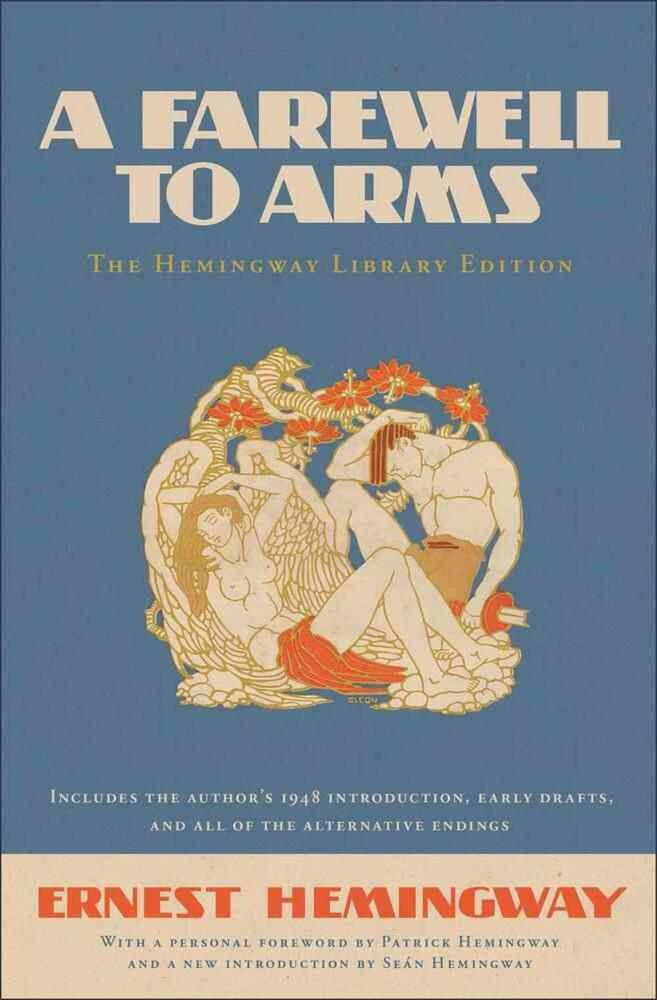 a look at religion in a farewell to arms by ernest hemingway Written by ernest hemingway, narrated by john slattery download the app and  start listening to a farewell to arms today - free with a 30  romance fiction  teens kids nonfiction comedy religion & spirituality more categories   hemingway's character portrayals are remarkable because they seem like you.