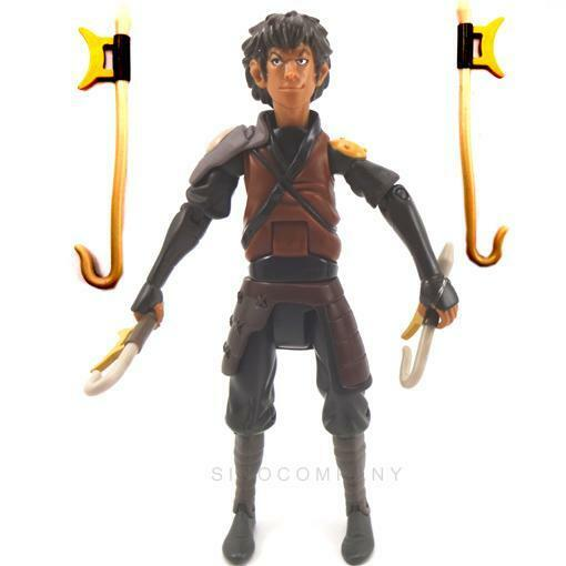 """Avatar 2 Toys: New Avatar The Last Airbender JET 6"""" Action Figure Loose"""