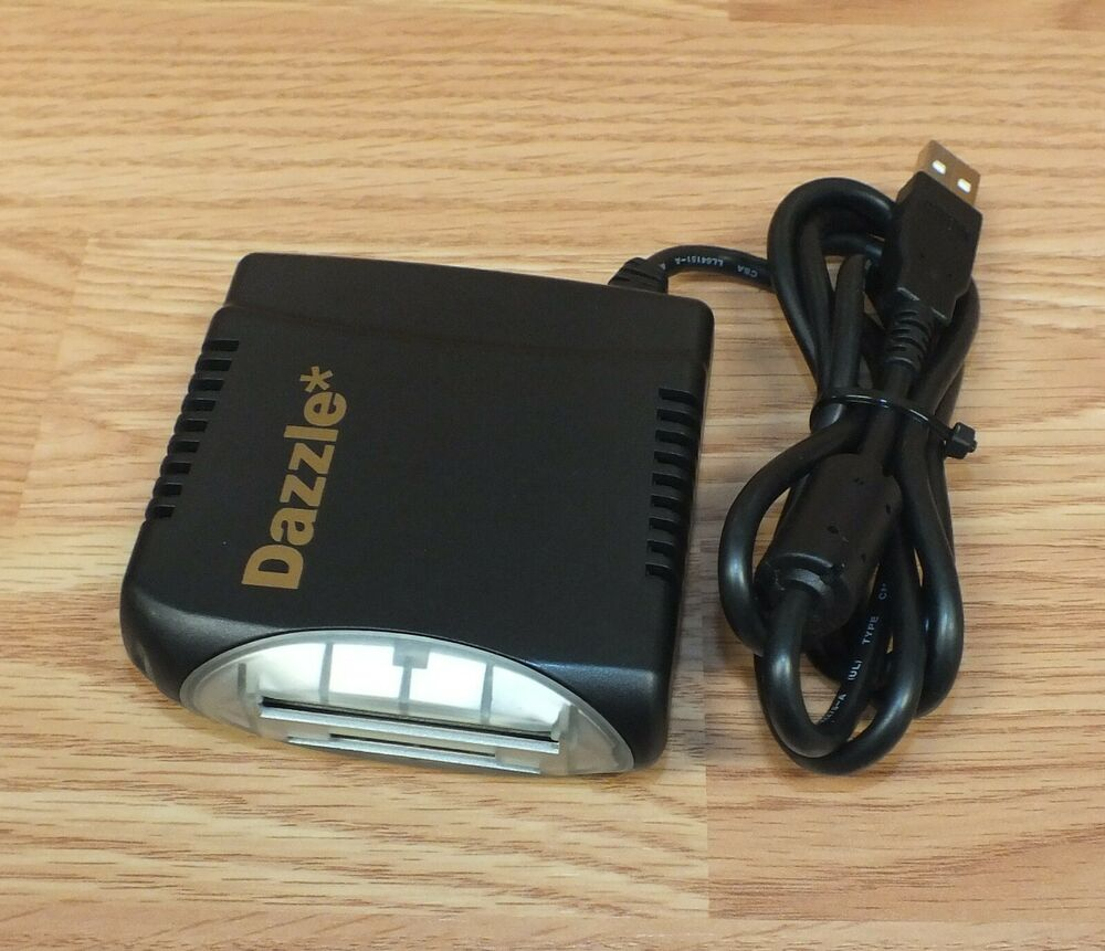 Dazzle Universal 6-in-1 Card Reader Review The Gadgeteer