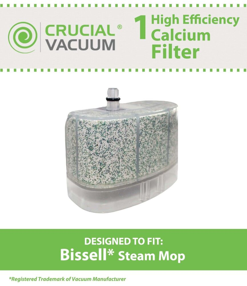1 Bissell Calcium Water Filter Fits Steam Mop 218 5600