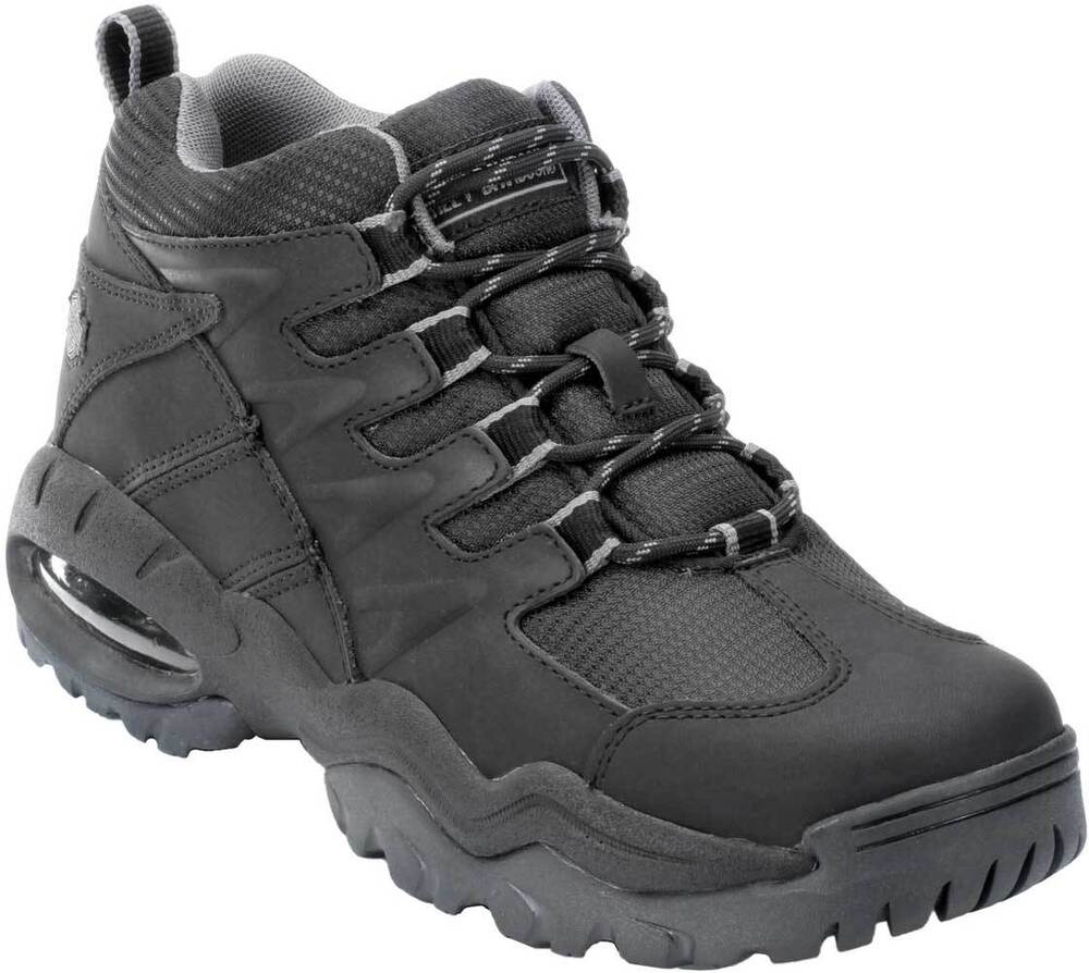 harley davidson s jett hiking boots leather and