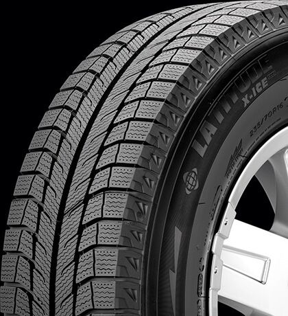 michelin latitude x ice xi2 275 45 20 xl tire set of 4 ebay. Black Bedroom Furniture Sets. Home Design Ideas