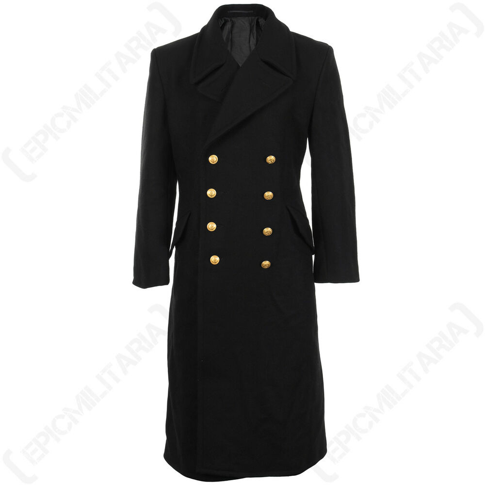 Military Greatcoat: Clothes Shoes &amp Accessories | eBay