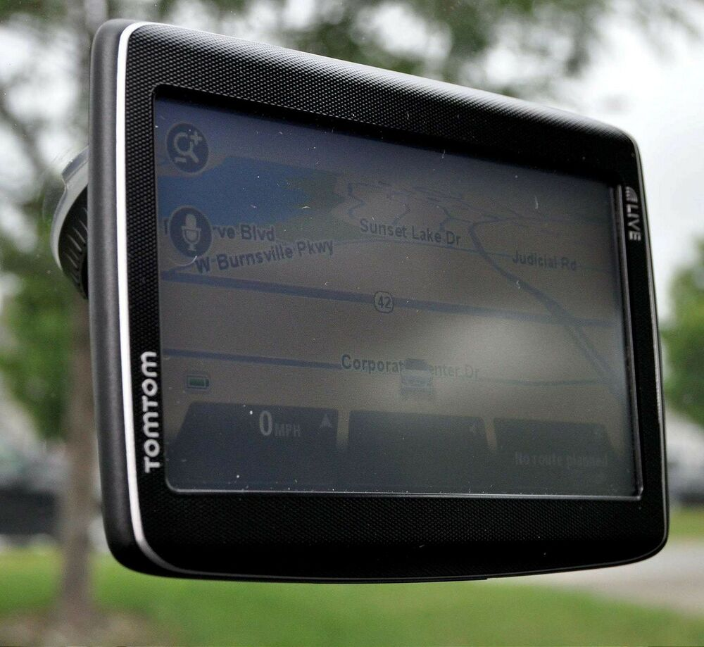 new tomtom go live 1535m car gps 5 lcd usa can mexico lifetime maps hd traffic ebay. Black Bedroom Furniture Sets. Home Design Ideas