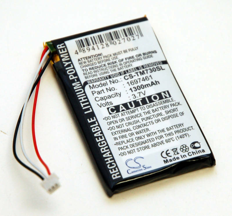 tomtom go 730 battery replacement instructions