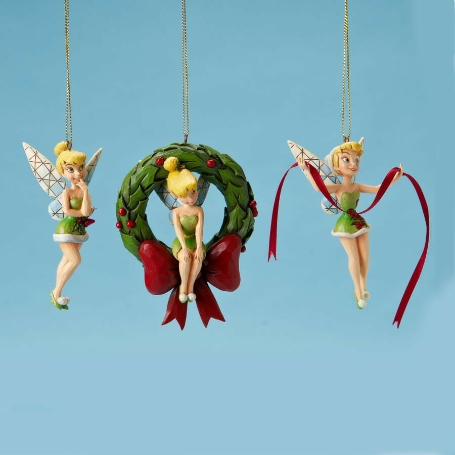tinkerbell christmas figurines - photo #10