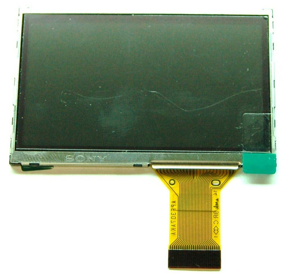 Monitor Replacement Parts : Lcd display screen monitor for canon fs acx ak