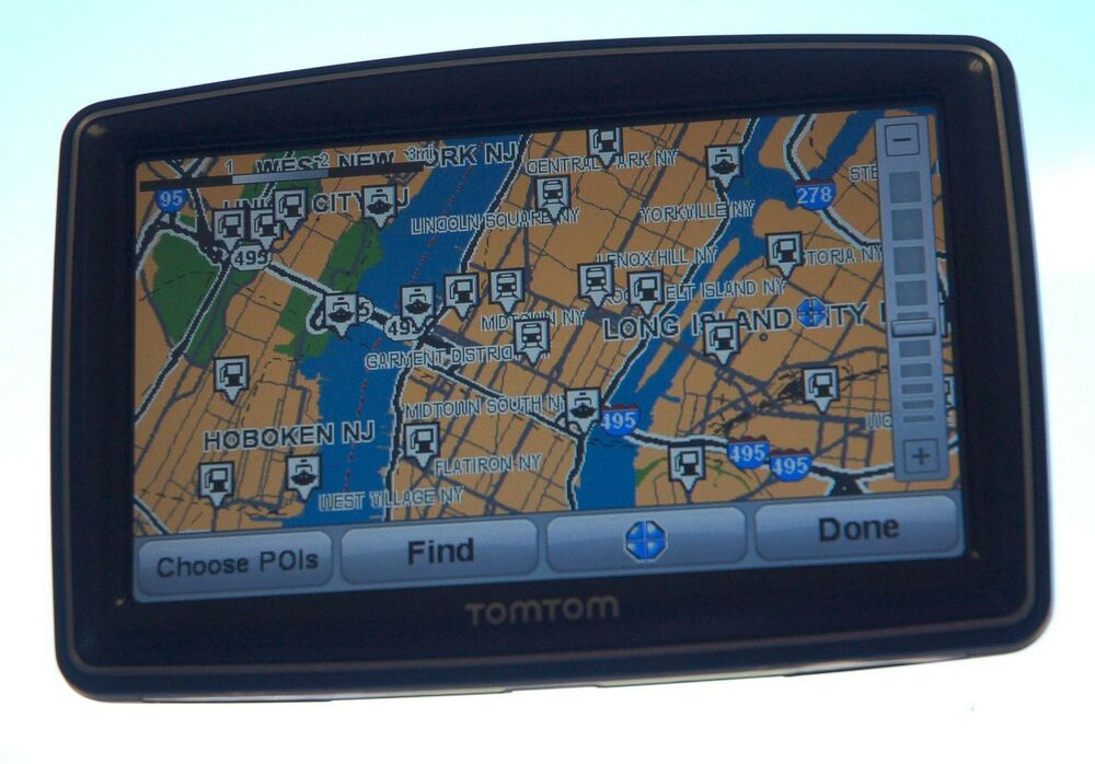 new tomtom xxl 550t car usa canada mexico maps gps car lifetime traffic 550 636926039895 ebay. Black Bedroom Furniture Sets. Home Design Ideas