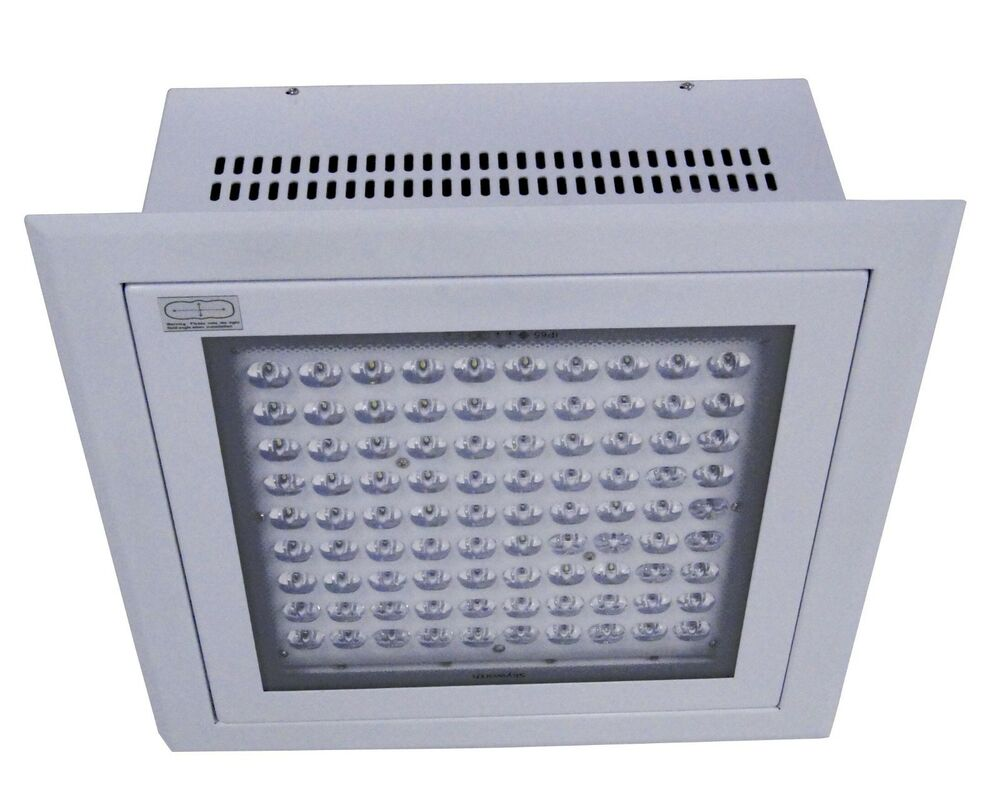72 Watt 72w Cree Chip Led Gas Station Canopy Light