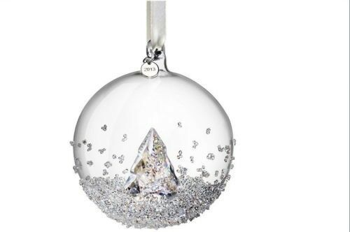 Swarovski 2013 Christmas Ornament