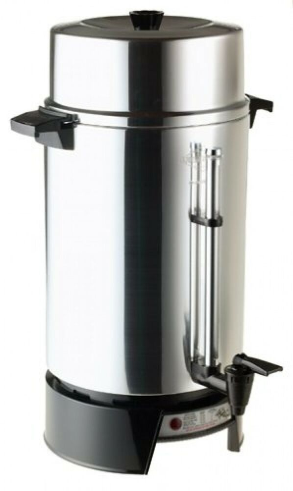 West Bend Commercial Coffee Urn, 100-Cup Maker, 33600, New, Free Shipping 72244336009 eBay