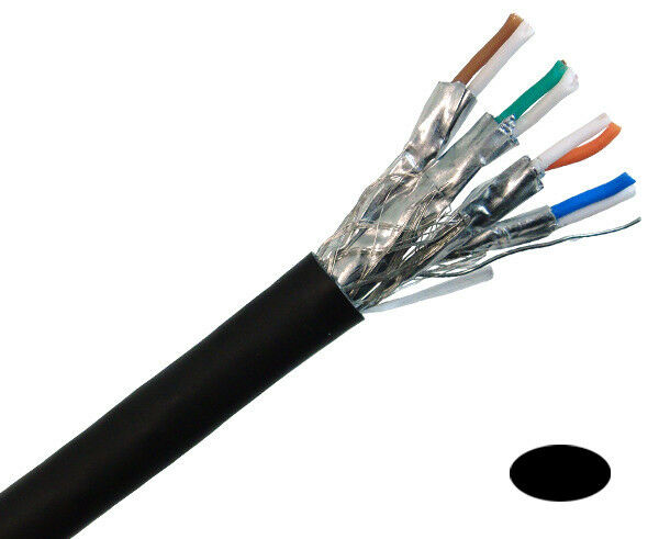 Cat7a Ethernet Cable Indoor Outdoor Individually