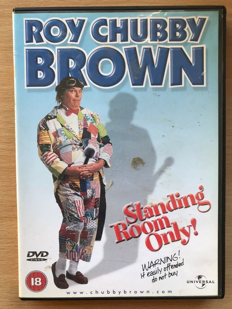 Chubby brown standing room only share your