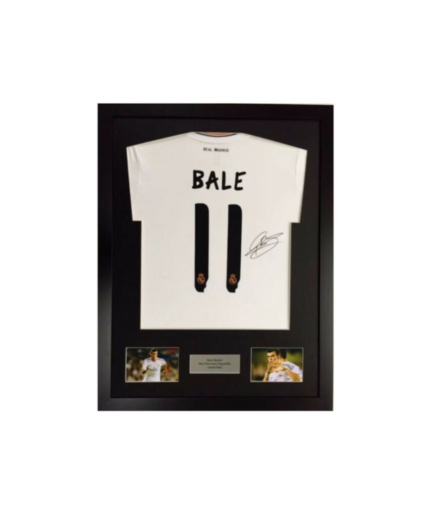 SELF FRAMING SIGNED FOOTBALL SHIRT FRAME | eBay
