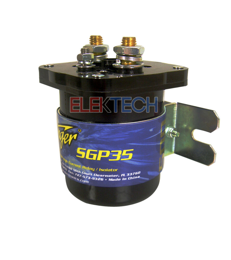 V Car Battery Isolator
