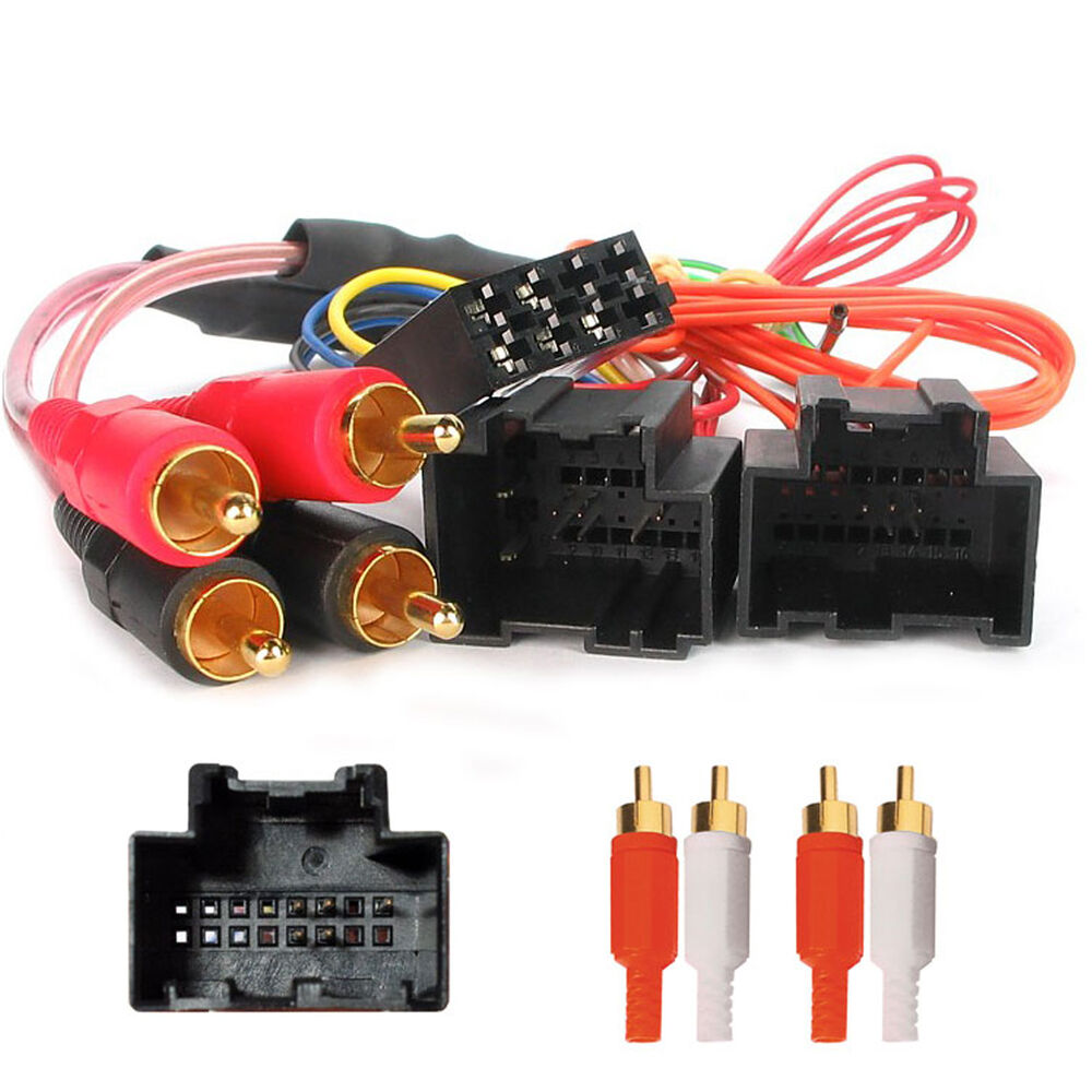 pc9 415 saab 9 3 2007 onwards amplified stereo harness. Black Bedroom Furniture Sets. Home Design Ideas