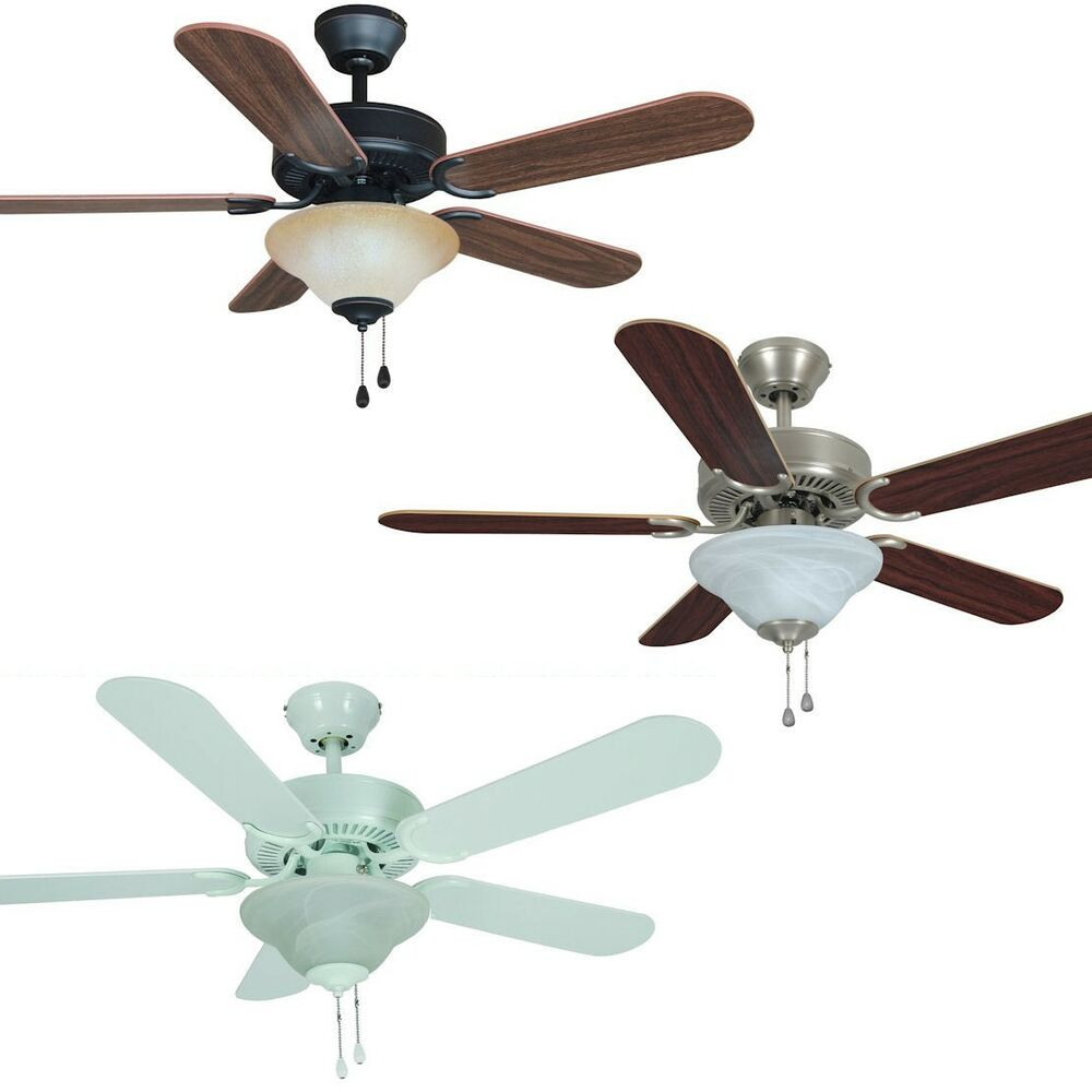 42 Inch Ceiling Fan With Light Kit