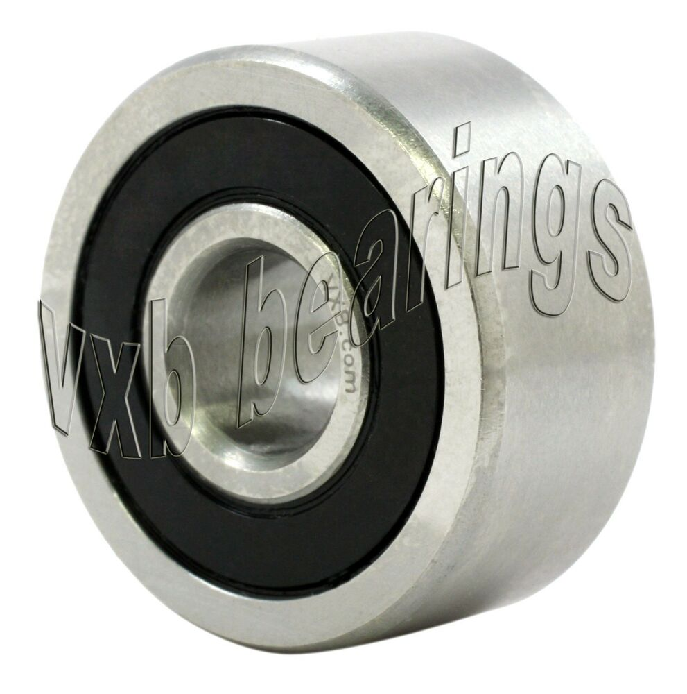 "S1614-2RS Bearing Stainless Sealed 3/8""x1 1/8""x3/8"" inch ..."